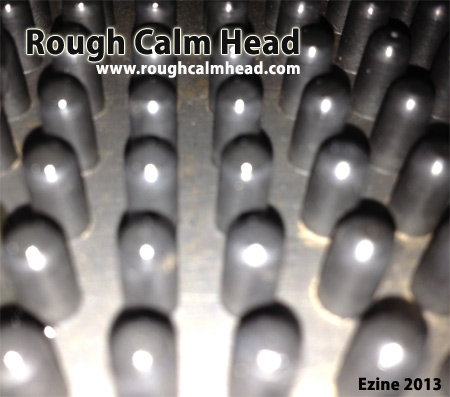 Rough Calm Head - ezine 2013